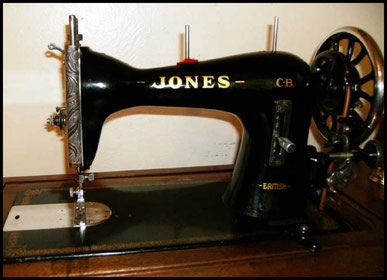 Jones CB # 27.109 - BRITISH - from Needlebar