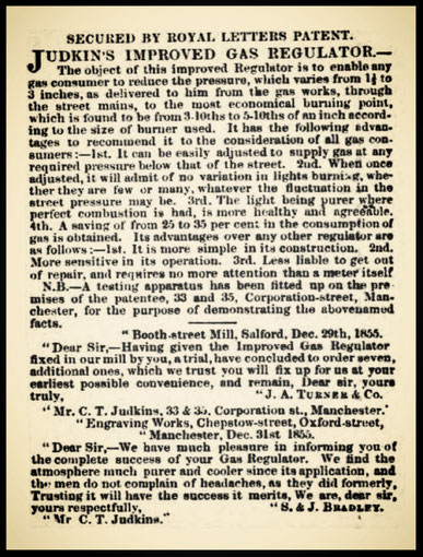 The Ashton Weekly Reporter - 30 May 1857