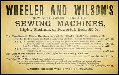 Advertisement Jan-Dec 1881
