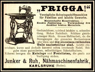 1898 Frigga