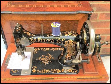 Junker & Ruh # 851.081 VS FREYA (1907 c.)