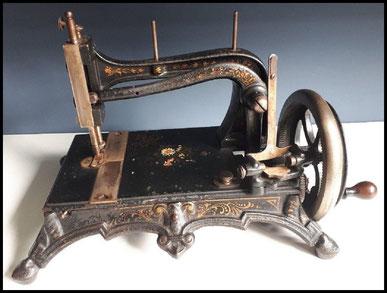 ??? Junker & Ruh ??? # 193.555 Original Rhenania (1883 c.) ???