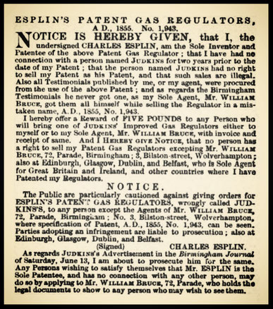 Wolverhampton Chronicle - 12 August 1857