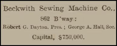 New York Directory 1876-77