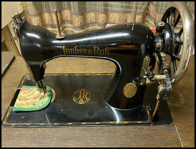 1925-1940 Junker & Ruh mod. C