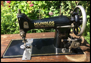 MUNDLOS ORIGINAL-VICTORIA 88 G VS long bed