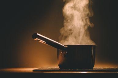 Bild: Matcha Tee ohne Equipemnt zubereiten