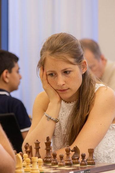 Lüneburger Schachfestival 2019, Melanie Lubbe