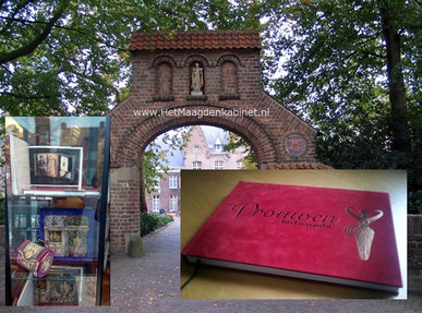 Vrouwen Bestempeld geschiedenis sterke vrouwen Abdij van Berne boeken www.ellenevabrouwers.com  Ellen Brouwers