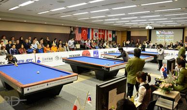 2012年の3C女子世界選手権・東京大会