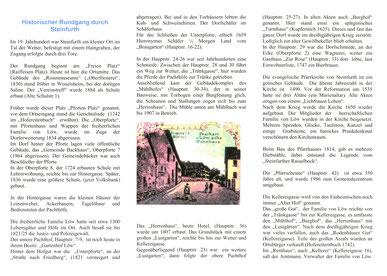 Historischer Rundgang durch Steinfurth