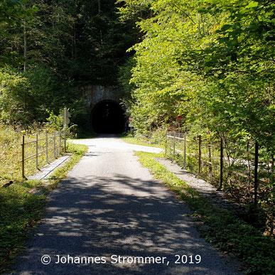 Ostportal des Dickenauer Tunnels 2019