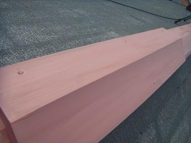 屋根塗装時、板金錆止め 関西ペイント エポ錆止め