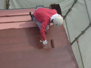 長期間保護。高耐久の遮熱塗装を行いました。 熊本〇様家