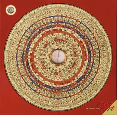 Tang Shan San He Lopan by FORMOSA Art