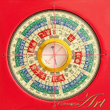 San He CLASSY lopan by Formosa Art