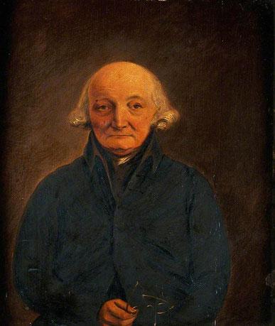 Jean-André Deluc, né à Genève en 1727, mort à Windsor en 1817. Son père était un ami du père de Rousseau !