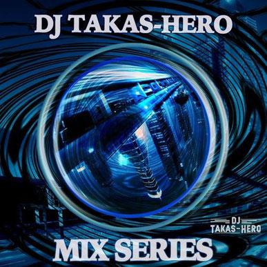DJ Takas-HeroがリリースしたマッシュアップCDのアルバムジャケット