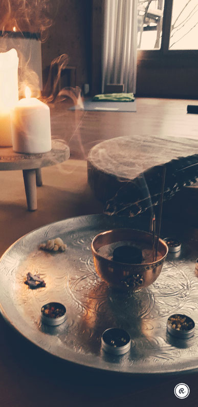 Meditation, Rohkakao, Kakaozeremonie Bahjan Yoga Mantrasingen in Sonthofen und Immenstadt