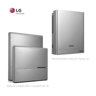 LG ESS Home 8 und Home 10