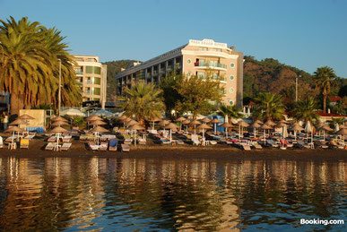 Pasa Beach strand resort Marmaris