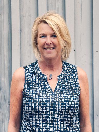 Portrait: Margitte Petersen, Mitarbeiterin Landkreis Heidekreis, Kreisentwicklung und Wirtschaft