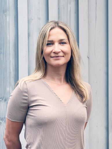 Portrait: Verena Baden, Mitarbeiterin Landkreis Heidekreis, Kreisentwicklung und Wirtschaft
