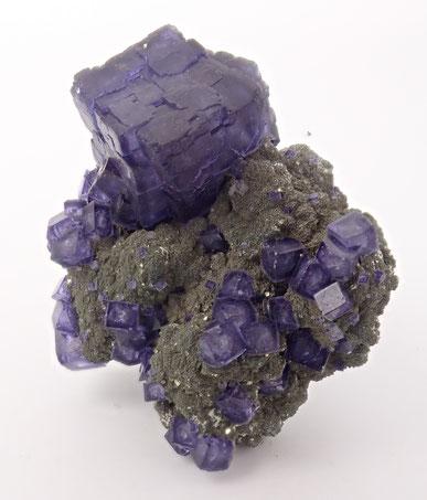 Fluorite Panasqueira mines