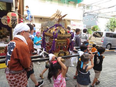 江古田秋祭り、オイルライフ、