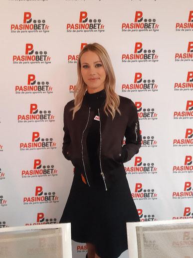 Marion Rousse - Nouvelle ambassadrice vélo - Pasinobet