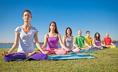 Ausbildung Mediationsleiter in Naturheilpraxis Voglreiter Yogaschule Schulungszentrum Voglreiter Bad Reichenhall