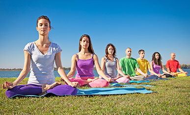 Ausbildung Meditationsleiter Yogaschule Schulungszentrum Voglreiter