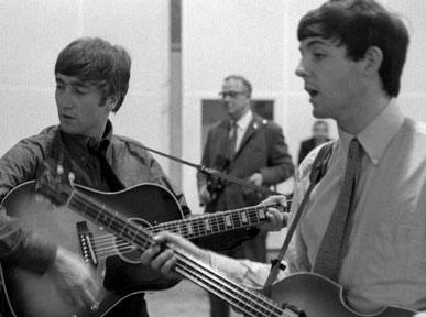 John Lennon & Paul McCartney; Foto: Getty Images