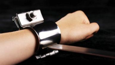 Bondage & BDSM @Love Clamps - Handschellen - Tragekomfort