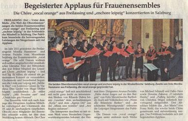 Freilassinger Anzeiger, 6.11.2013