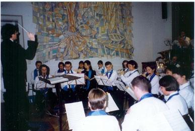 Mai 1999 à Usingen