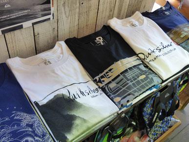 T-シャツも肌触りがイイですよ。¥4,800+Tax