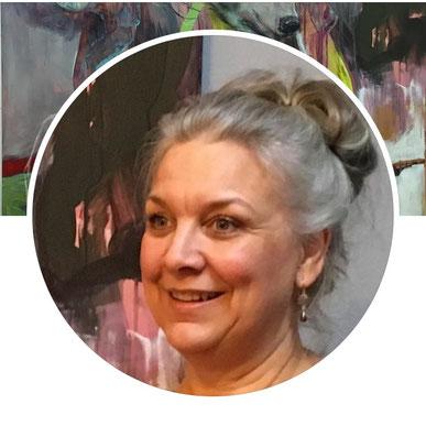 Sandra Friedrichs, Malerei