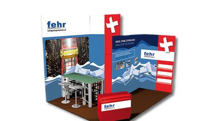 Fehr, Langutlagertechnik, Schweiz