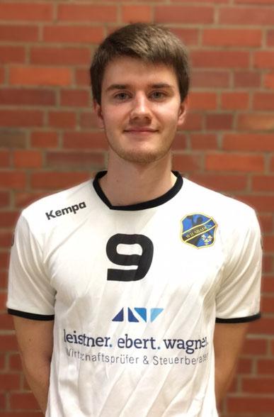 HSG VfR/Eintracht Wiesbaden Handball Oberliga Tim Walter