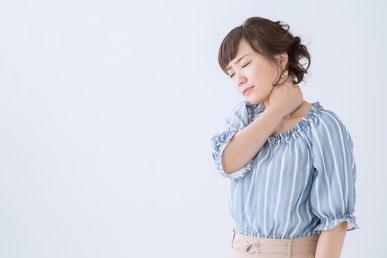 ストレートネックと肩こり・頭痛