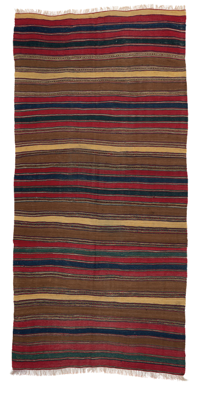 Nomadic Kilim. Kamel Hair, Kamel Wool. Vintage nomaden Textilien Zürich. Dazkiri Kelim. www.kilimmesoftly.ch