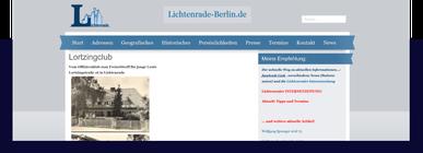 Internetseite lichtenrade-berlin.de
