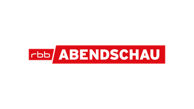 Aktuelles Logo der rbb Abendschau.
