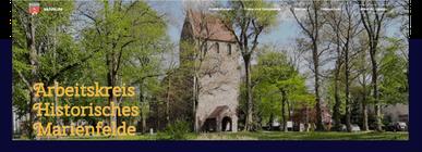 Internetseite Mein-Marienfelde.de