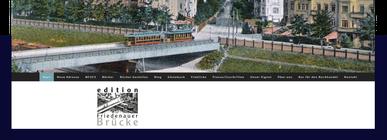 Internetseite Friedenauer-Bruecke.de