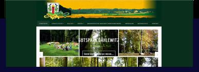 Internetseite historisches-dorf-dahlewitz.de