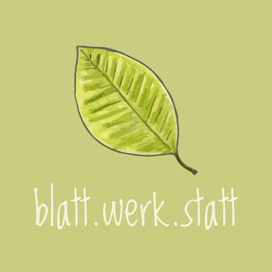 blatt.werk.statt Logo