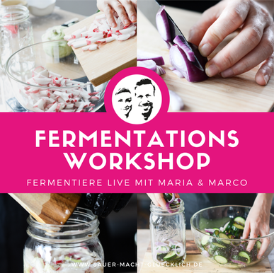 Fermentationsworkshop