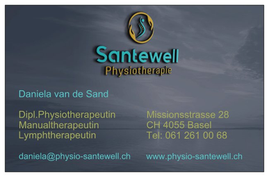 Hilfe bei Schmerzen, Daniela van de Sand, Team Physiotherapie Santewell, Kieferphysiotherapie, Manuelle Therapie, Manuelle Lymphdrainage, Rheuma, Beckenbodengymnastik